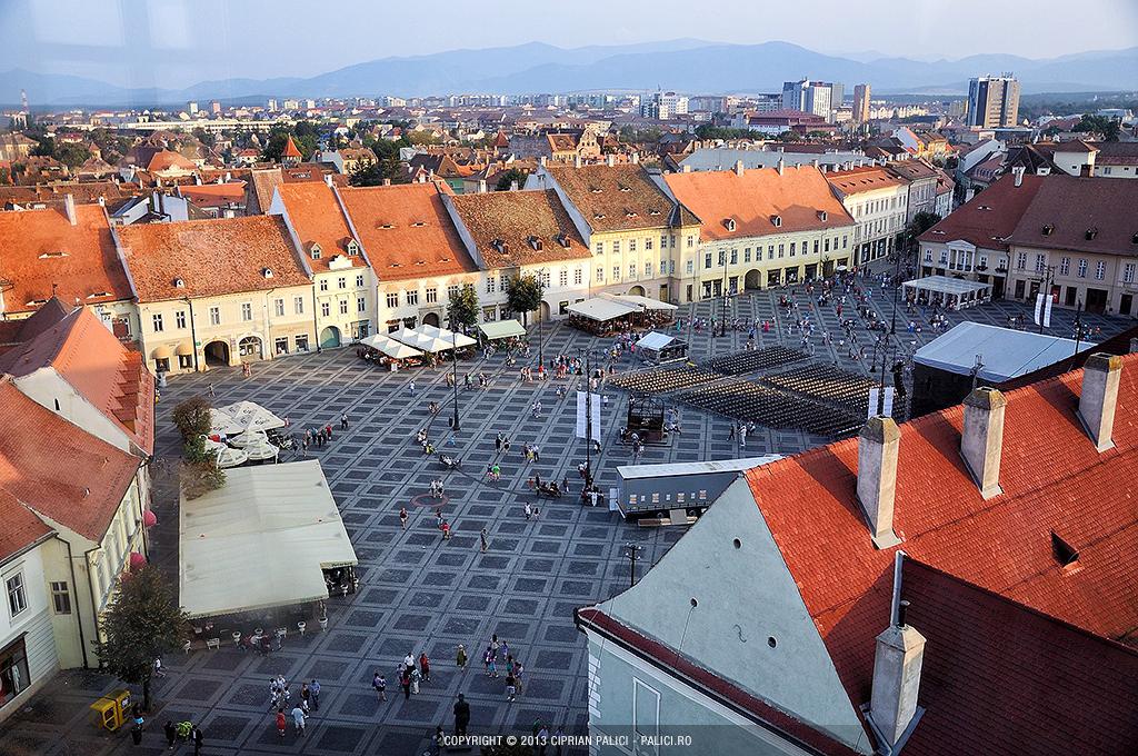 Centrul Sibiului 2013