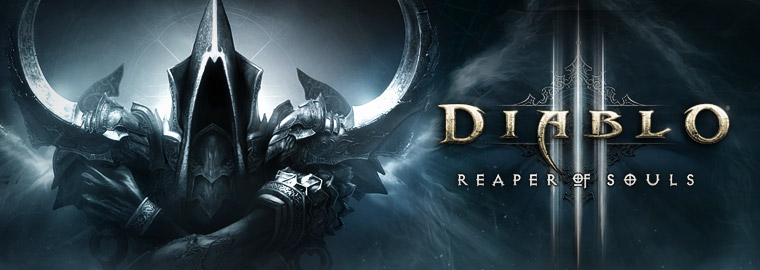 Diablo3 Reaper of souls Expansion