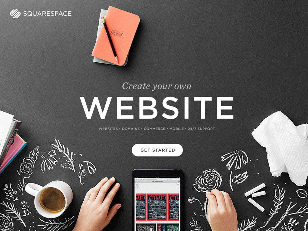 squarespace-ipad