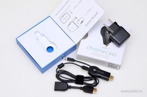 Google Chromecast Pachet